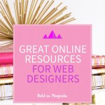 9 Great Online Resources for Web Designers