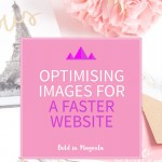 Optimising website images